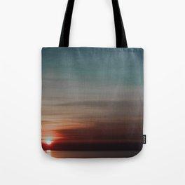 Ombre Skies Tote Bag