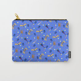Sailor Uranus Pattern / Sailor Moon Carry-All Pouch
