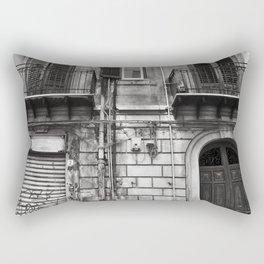 Urban Sound of Palermo Rectangular Pillow