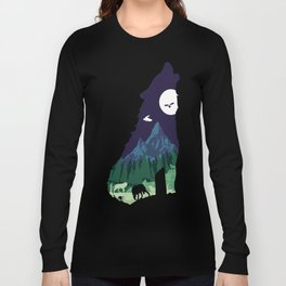 Pride of the Forest Long Sleeve T-shirt