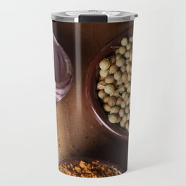 natural seasonings Travel Mug