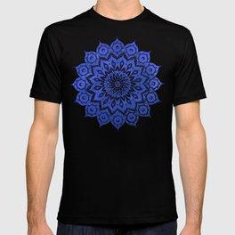 ókshirahm sky mandala T-shirt