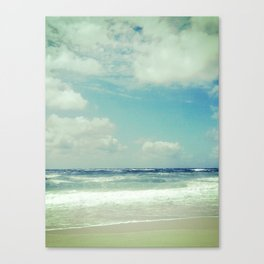 BEACH IN HARMONY I Canvas Print