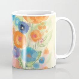 Flower Power Garen by Odette Lager Coffee Mug