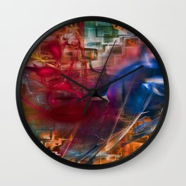 Bazkiv Wall Clock