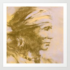 Native American Indian Art Print