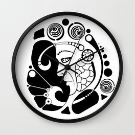 Dev Wall Clock