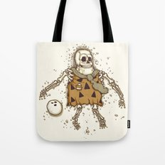Mysterious fossil Tote Bag