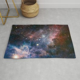 Stars in Space Rug