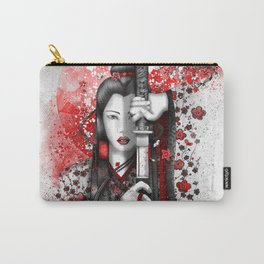 Katsumi - victorious beauty Carry-All Pouch