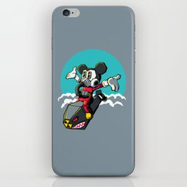 Dr. Strangemouse iPhone Skin