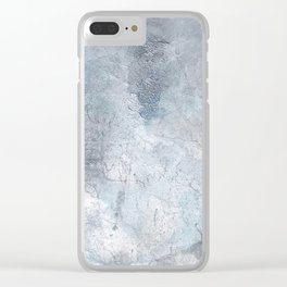 Smoked Metal Clear iPhone Case