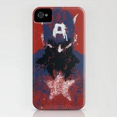 The Captain iPhone (4, 4s) Slim Case