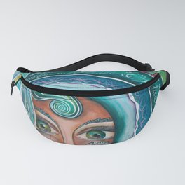 LADY OF LOURDES Fanny Pack