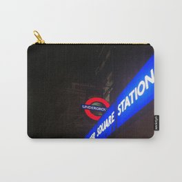 Leicester Square Station  Carry-All Pouch