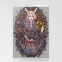 scales Stationery Cards featuring scales by Miru