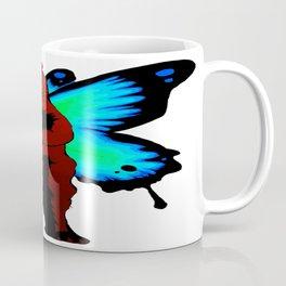 Butterfly Bear Coffee Mug