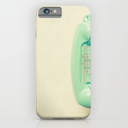 How Are You? iPhone Case