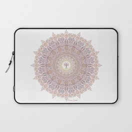 Tribal Caribbean Lobster Mandala Laptop Sleeve