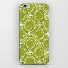 Star Pods - Green iPhone & iPod Skin