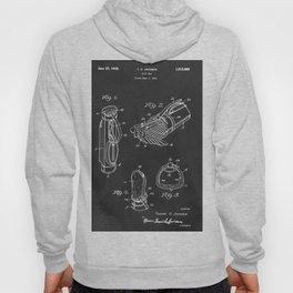 Golf Bag 1933 Patent Hoody