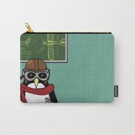 Little Penguin, Big Plans Carry-All Pouch