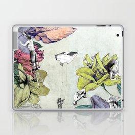 Flower forest Laptop & iPad Skin