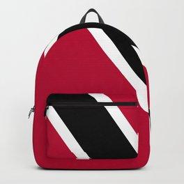 Trinidad and Tobago flag emblem Backpack
