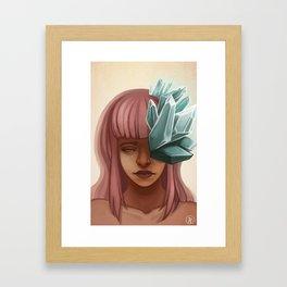 Devon Framed Art Print