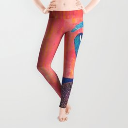 Peacock - Colour Me Happier Leggings