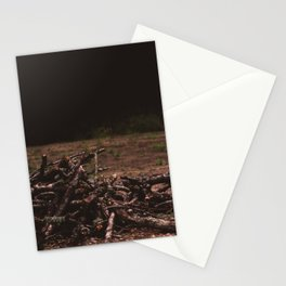 wooden soul Stationery Cards