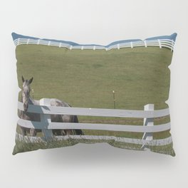 Horse in the Palouse Pillow Sham