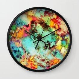 Crunch Wall Clock