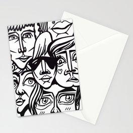 ヽ(゚▽゚*)乂(*゚▽゚)ノ Stationery Cards