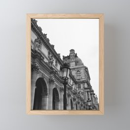 Louvre II Framed Mini Art Print