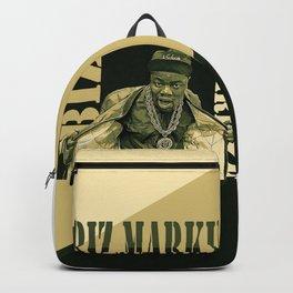 Biz Markie Rapper Army Backpack