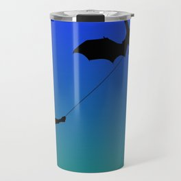 Magical Dragon Dragon (blue green) Travel Mug