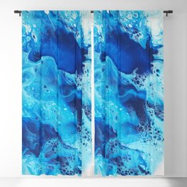 Sea Foam Blackout Curtain