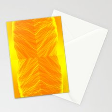 Golden Suitcase Stationery Cards