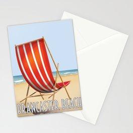 Brancaster Beach Norfolk. Stationery Cards