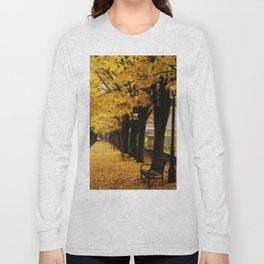 Autumn's Gold Long Sleeve T-shirt