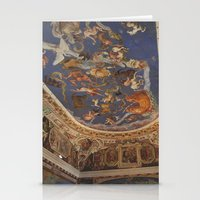 baroque Stationery Cards featuring Baroque by Lorenzo Bini