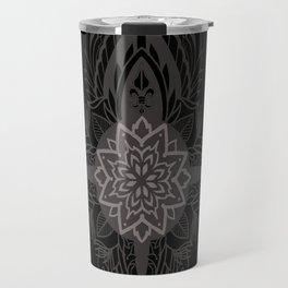 Satyr Grey version Mandala Travel Mug
