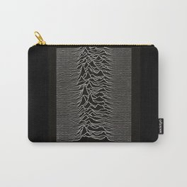 Joy Division Unknown Pleasures Shes Lost Control 1979 Carry-All Pouch