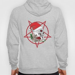 Christmas Festival Santa Gift for Winter Holidays Dark Light Hoody