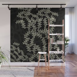 The Rice Pattern Wall Mural