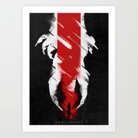 The Effect (Reaped) Art Print