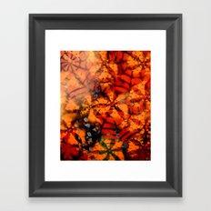 Conch Shell Framed Art Print