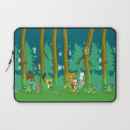 Deep inside the Forest Laptop Sleeve