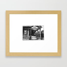 1053 Wealthy  Framed Art Print